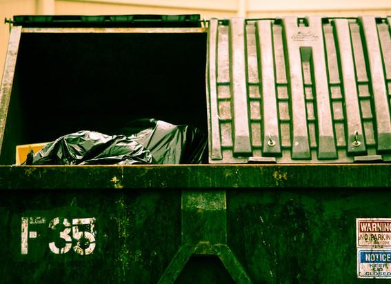 garbage-dumpster