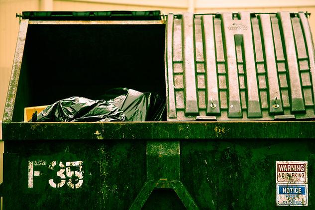 Garbage Dumpster