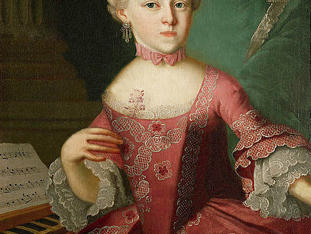 Nannette, Marie-Anne, mein Kanarievogel Du!