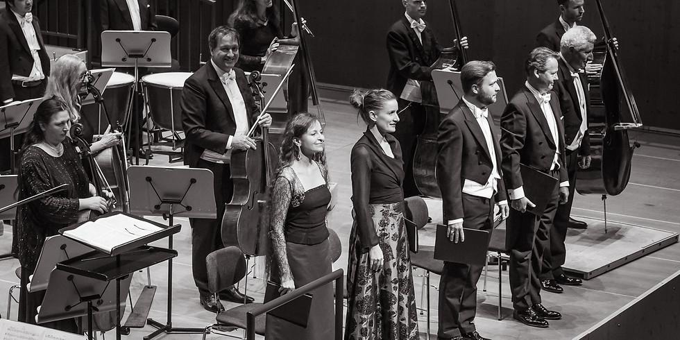 Beethoven: Missa solemnis - neues Datum