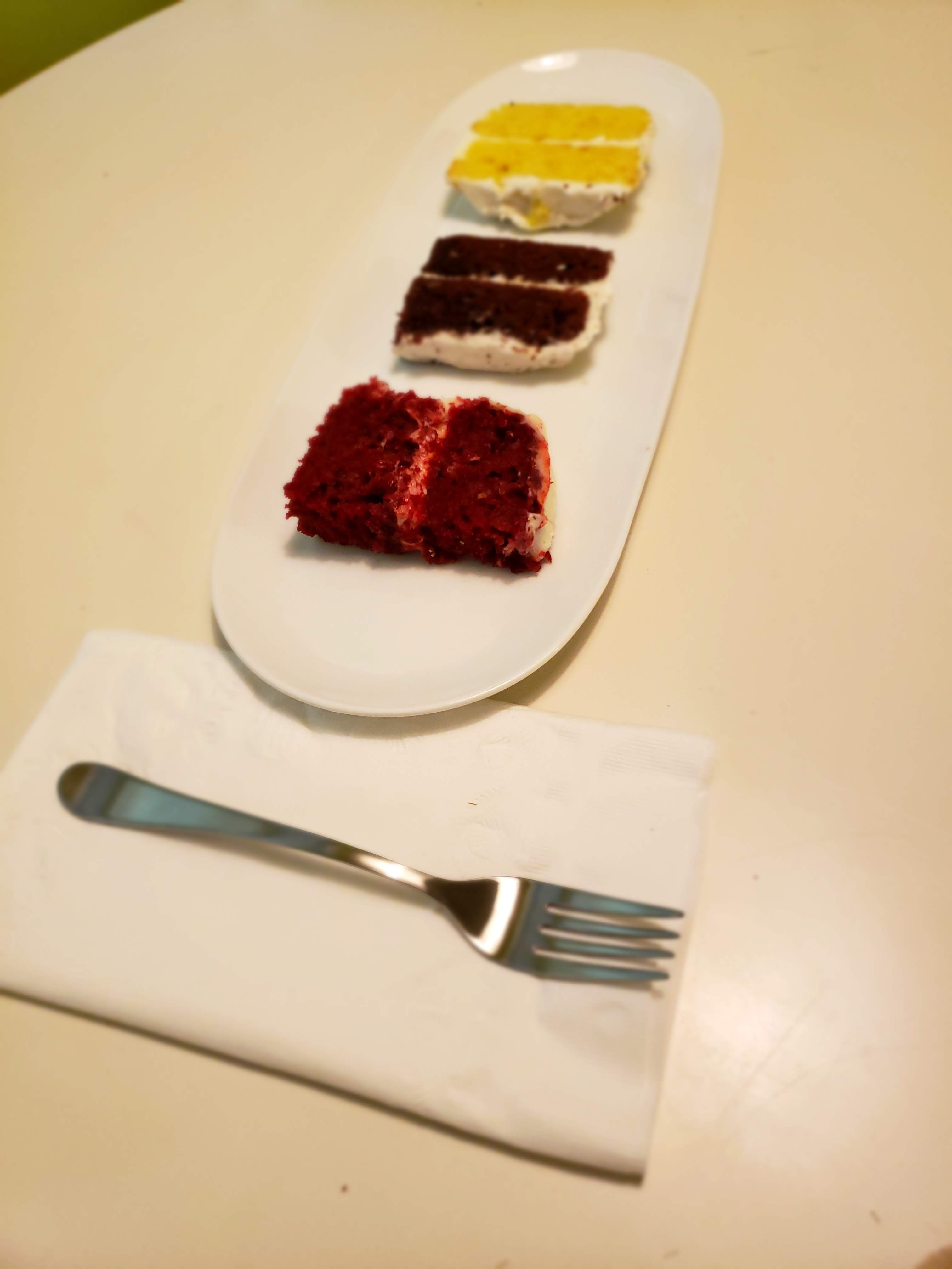 Wedding Cake Tasting/Consultaion