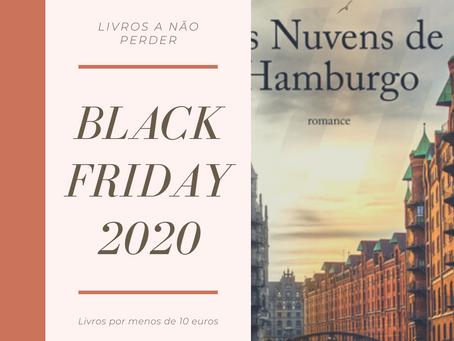 Black Friday 2020: 10 livros a menos de 10 euros