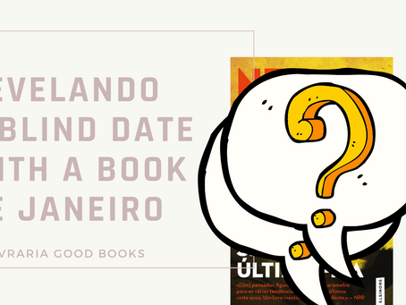 Descobre o Blind Date with a Book de janeiro!