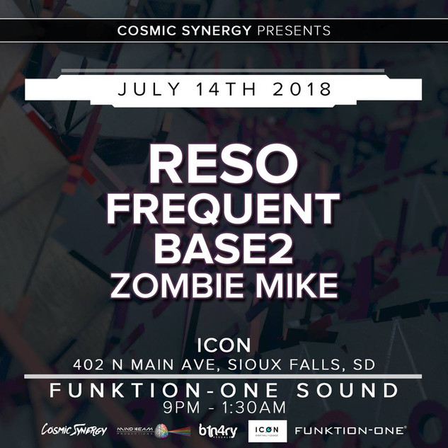 Cosmic Synergy Sioux Falls, SD 7/14/18