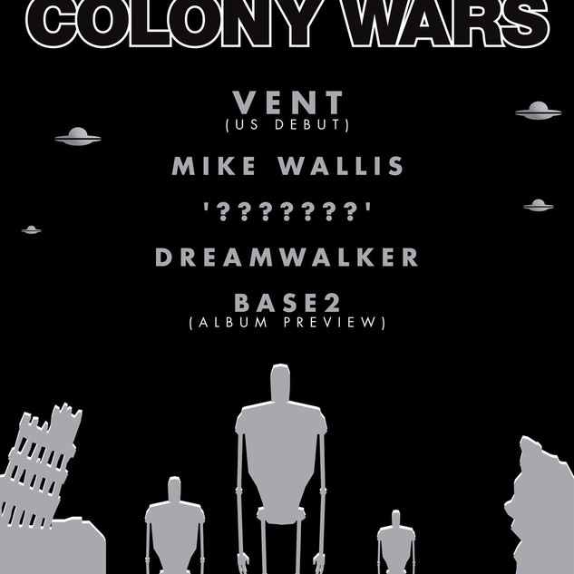 Colony Wars, 5/15/19 Black Box Denver