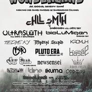 40oz Wonderland 12/15/18 Florida