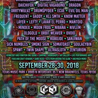 CoCreation 2 9/28/18 Austin, TX