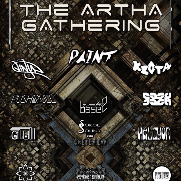 The Artha Gathering Nashville 5/5/18