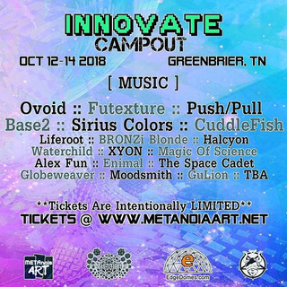 Innovate Campout 10/12/18 Nashville