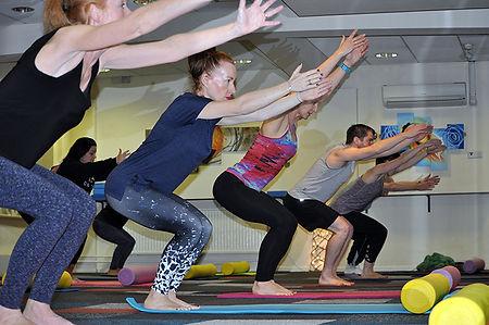 Pilates Reach