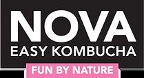 Nova Easy Kombucha logo
