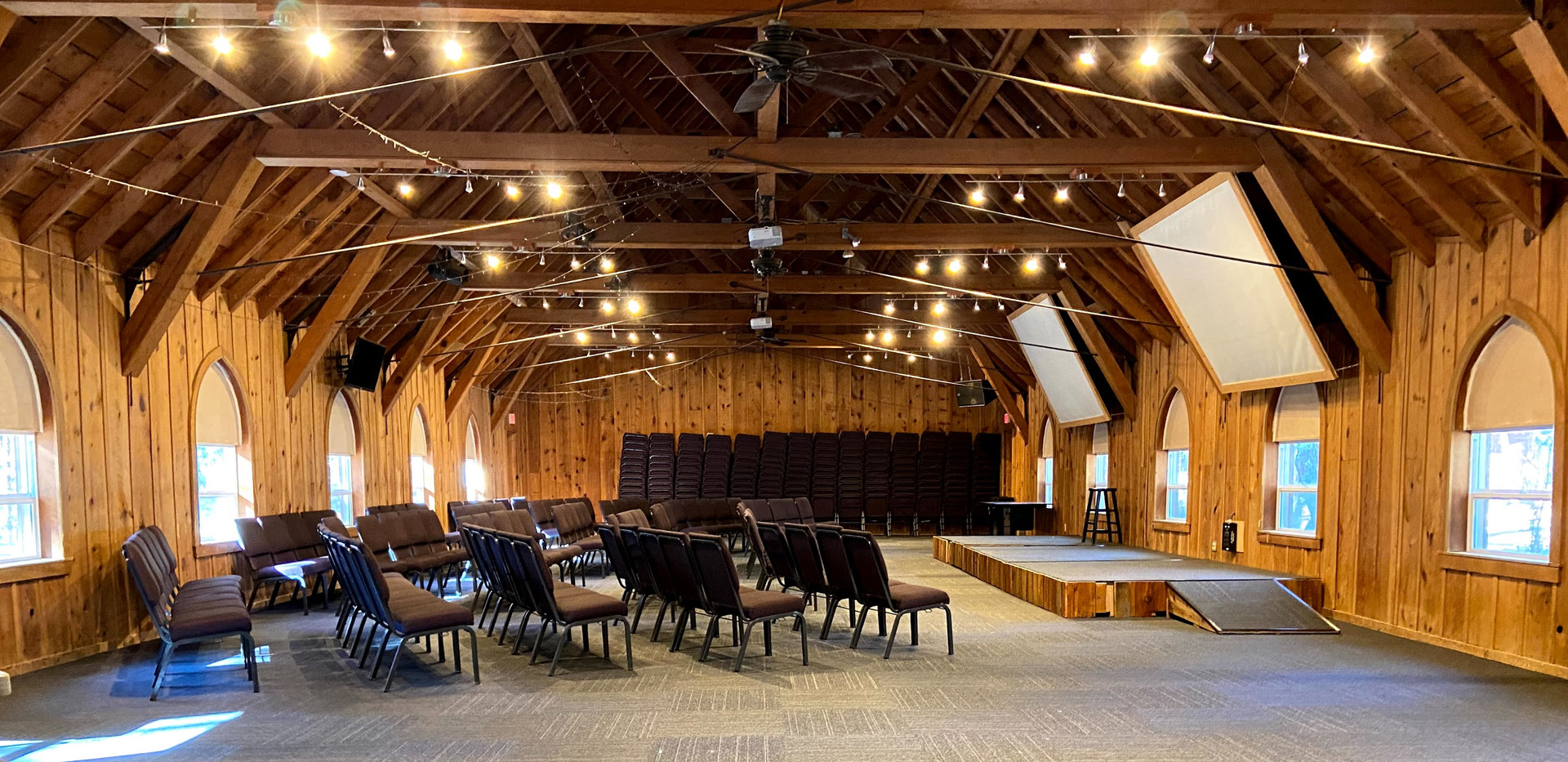 Main Chapel Inside