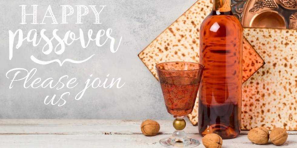 Community Passover Seder - 1st Night