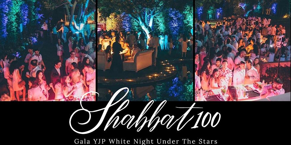 Shabbat 100 White Friday Night