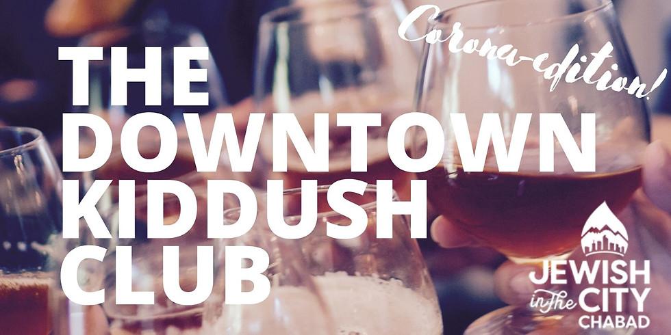 The Friday Night Kiddush Club - JITC