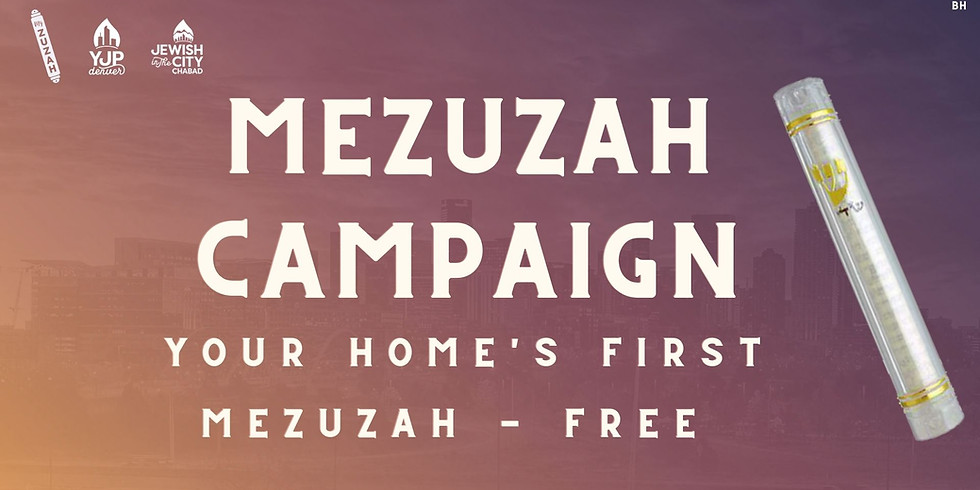 Mezuzah Campaign Not to Post