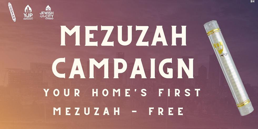 Mezuzah Campaign