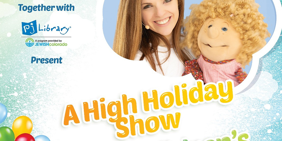 Children's High Holidays Show @ The Denver Children's Museum (1)
