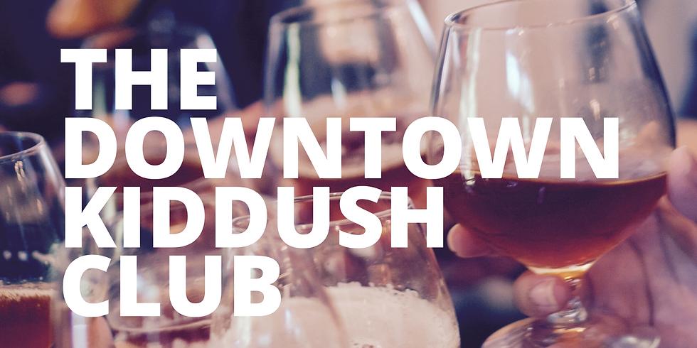 The Downtown Kiddush Club