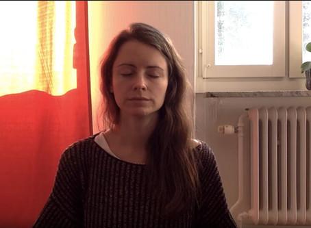 Guidad meditation med Gillian (på engelska)