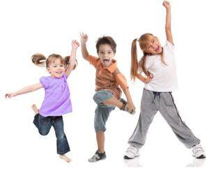 Vilken succé det blev med barndans!