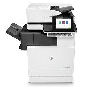 HP - Color LaserJet Managed Flow MFP E87640z