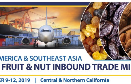 Latin America & Southeast Asia Dried Fruit & Nut Inbound Trade Mission