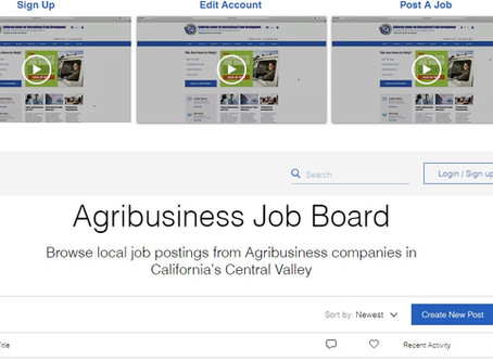 Agribusiness Job Board