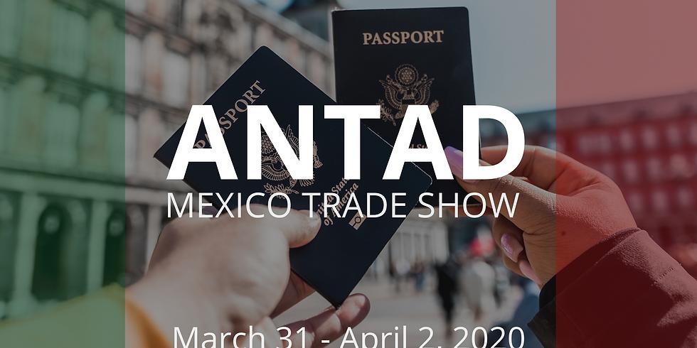 Expo Antad & Alimentaria 2020 Trade Show