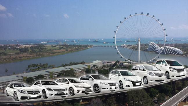 Connect4car, Singapore, reliable car rental