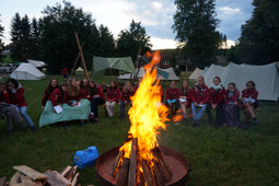 SoLa 2019 Lagerfeuer