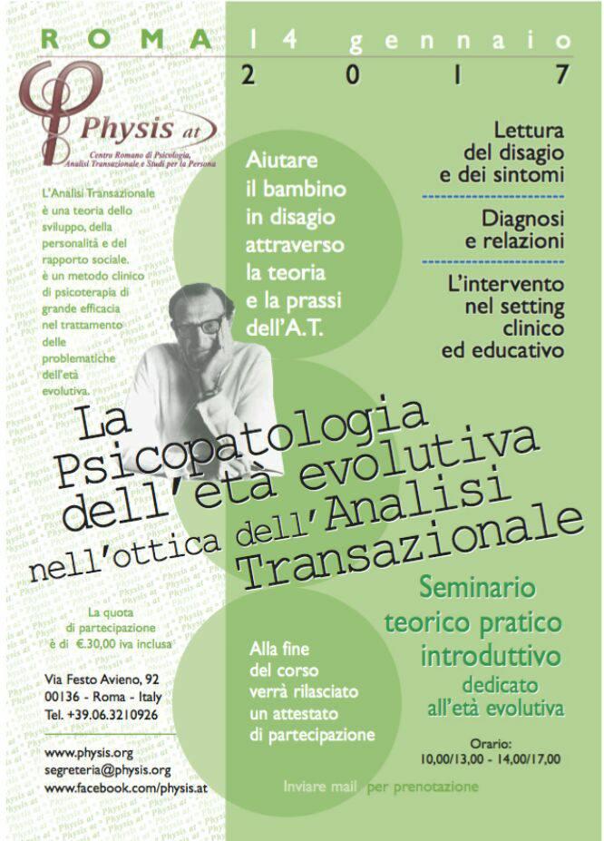 La_Psicopatologia_dell'età_evolutiva_nell'ottica_dell'Analisi_Transazionale
