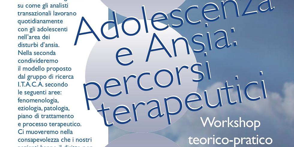 Adolescenza e Ansia: percorsi terapeutici