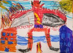 Emanuele, 6 anni
