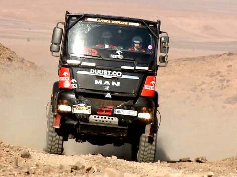 Africa Eco Race x Mlekowita