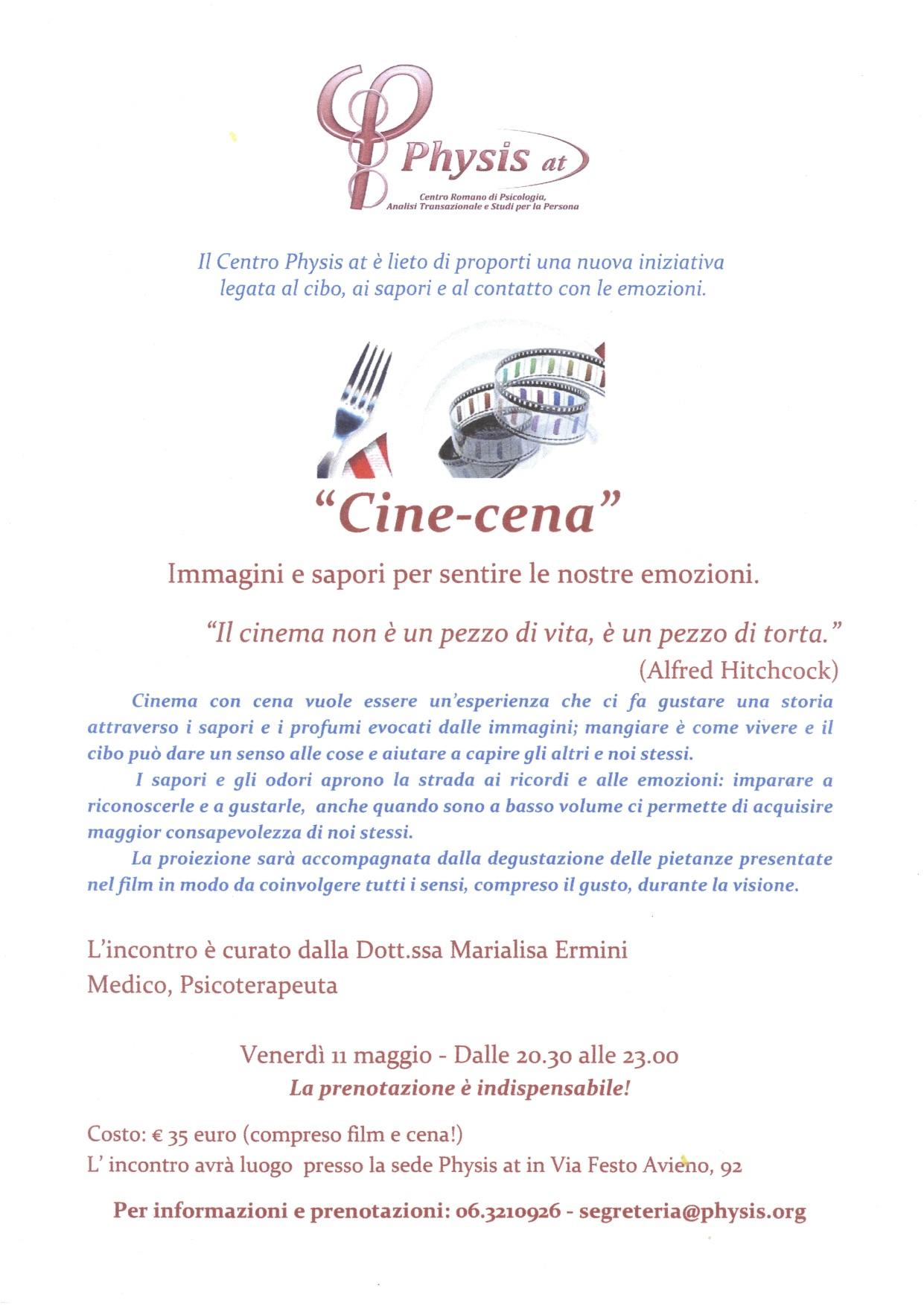 Cine-Cena
