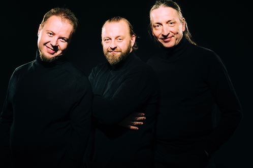 Wieder, Gansch, Paul, Mènage á Trois, 15.5.2022