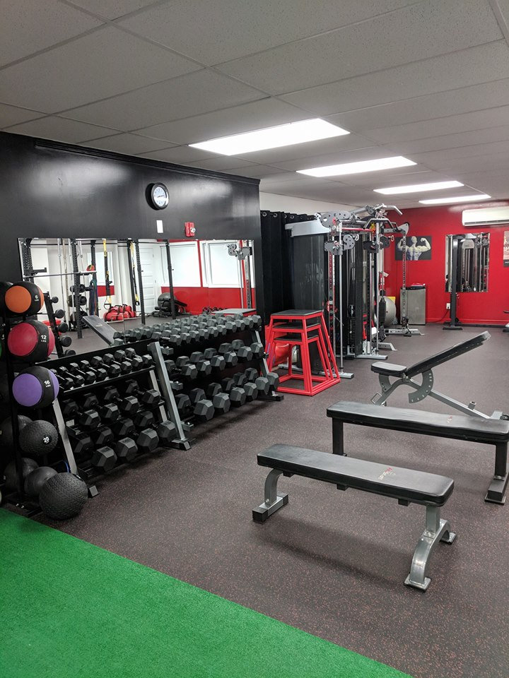 Strength Circuit Group Classes