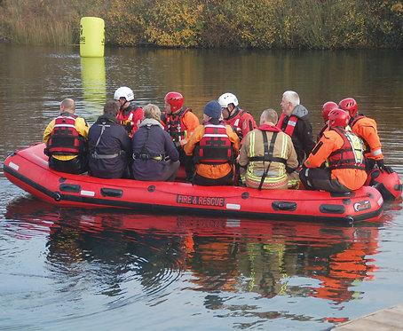 ResQraft- Mass Evacuation Raft