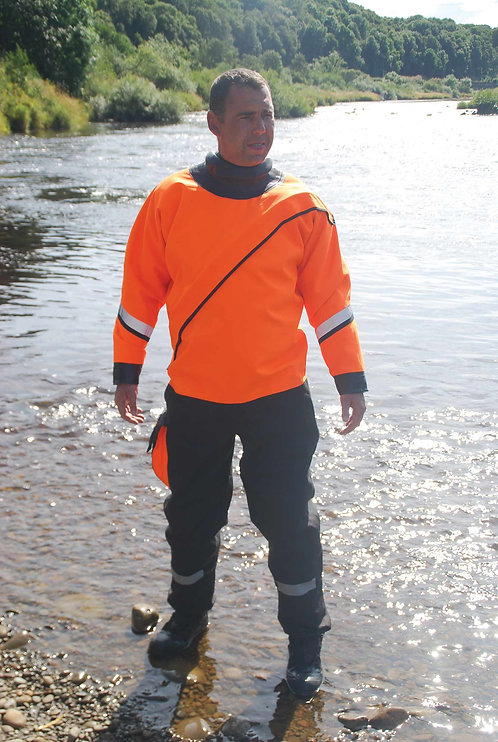 Cyclone Pro R1 Drysuit-Civil Defense