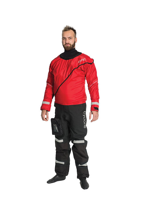 Cyclone Pro R3 Drysuit with Neoprene Seals