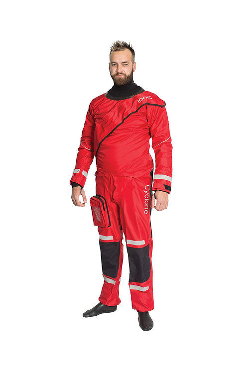 Cyclone Pro R5 Drysuit with Latex Seals