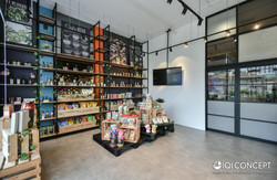 Commercial Shop Office Interior Design
