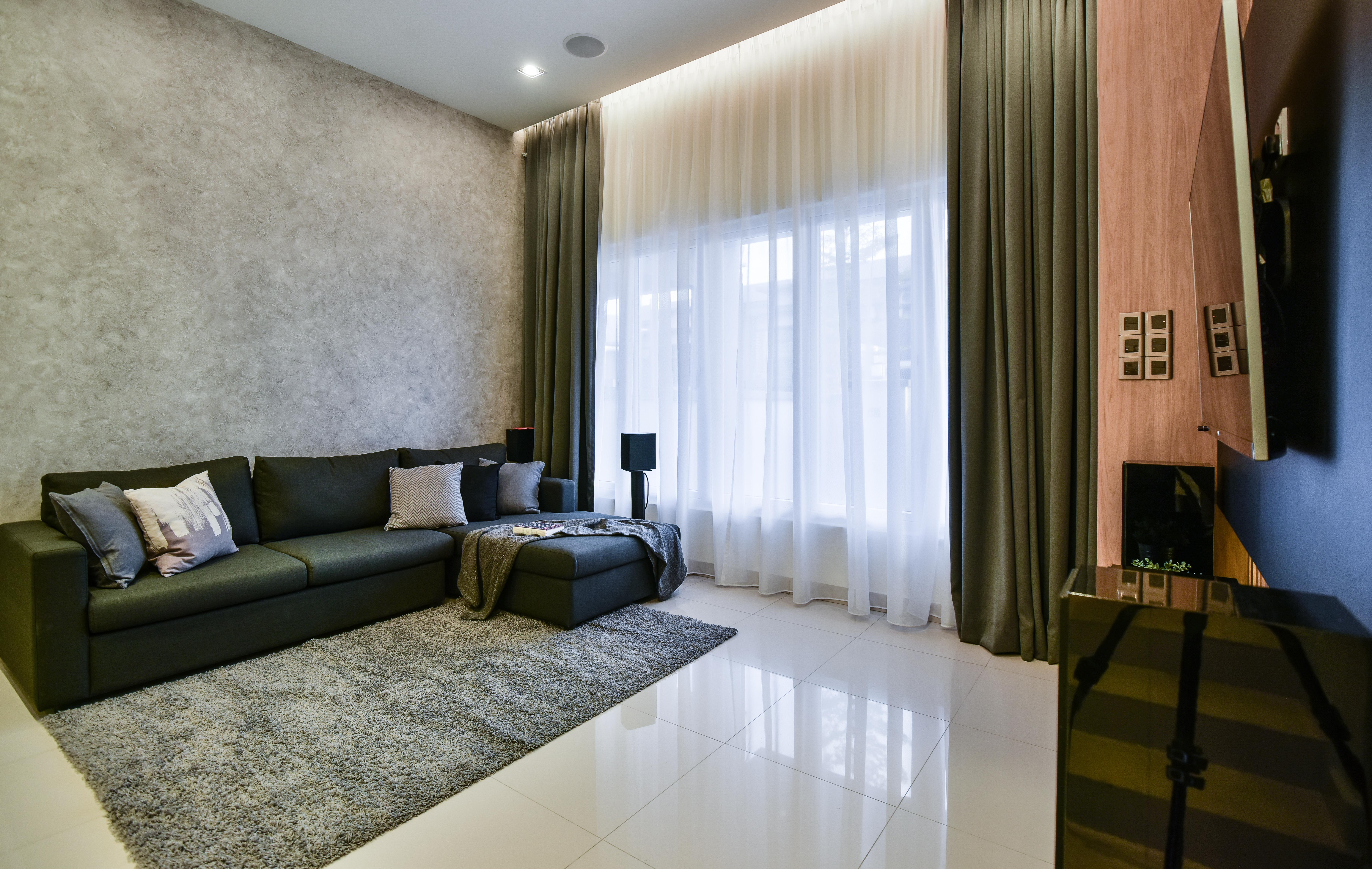 Modern Contemporary interior design malaysia