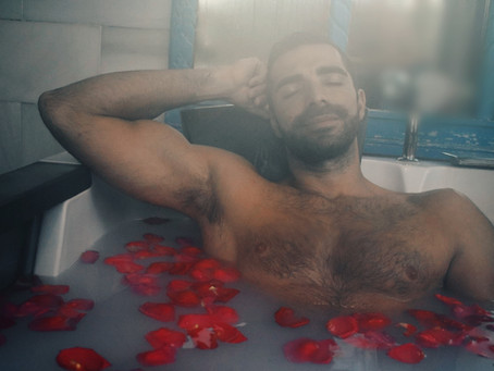 Regala un Baño de Dioses, cómo invertir tiempo de calidad en y con tú pareja ;)