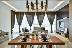 Uptown Residences Interior Design Malaysia