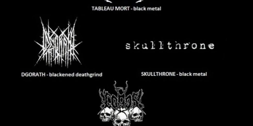 Tableau Mort Album Release Party