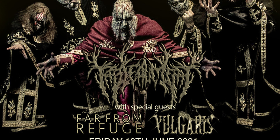 Tableau Mort + Far From Refuge + Vulgaris