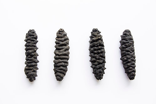 S. Korean Dried Sea Cucumber - (Large) - 1.0 lb (4-6pc)