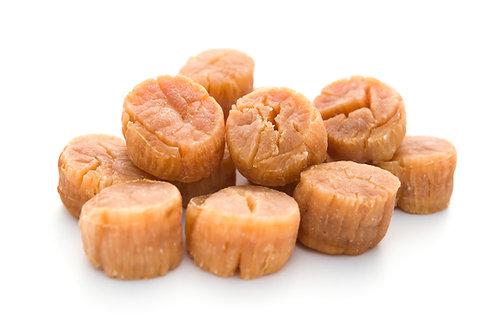 Hokkaido Dried Scallop - (Medium) - 1/4 lb (15-17pc)